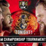 ムスタシュマウンテンが新NXT UKタッグ王座決定戦進出!トニー・ストーム対ディオナ・プラッゾ!【WWE・NXT UK・2019年1月】