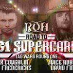 ROH・試合結果・2019.1.24・ロードトゥG1スーパーカード・初日