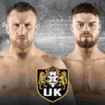ウォルターとピート・ダンが睨み合い!トラビス・バンクス対ジョーダン・デブリン!【WWE・NXT UK・2019年1月】