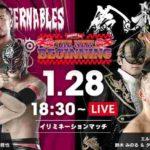 新日本プロレス・試合結果・2019.1.28・ロードトゥニュービギニング【第2試合まで無料】