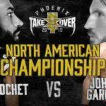 WWE・2019.1.26・NXTテイクオーバー:フェニックスの対戦カード
