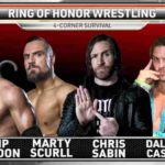 ジェフ・コブ快勝!ケリー・クラインが王座防衛!ダルトン・キャッスルが次期ROH世界王座挑戦権獲得!【ROH・#381】