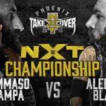 WWE・2019.1.26・NXTテイクオーバー:フェニックス・試合結果・PART2【女子王座戦~NXT王座戦】