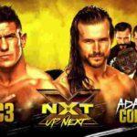 EC3&ニッキー・クロスのNXTラストマッチ!ウォーレイダーズがUEを一蹴!【WWE・NXT・2019年1月】