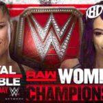 WWE・2019.1.27・ロイヤルランブル・試合結果・PART2【SDタッグ王座戦~女子ロイヤルランブル戦】