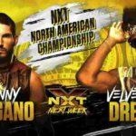 ベルベティーン・ドリームがNXT北米王座初戴冠!ブラック対ストロング!【WWE・NXT・2019年2月】