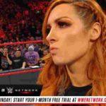 エリミネーションチェンバー直前回!フィン・ベイラー対マッキンタイア!トリプルHがベッキー・リンチに謝罪要求!【WWE・RAW・2019.2.11・PART1】