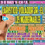 内藤哲也のコスタリカ・CWE遠征、メキシコ・CMLL遠征が決定!【新日本プロレス・2019年3月】
