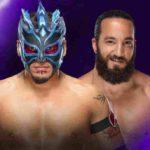 クルーザー級王座挑戦者決定トーナメント開幕!カリスト対ニース!ケンドリック対グラック!【WWE・205 LIVE・2019年2月】