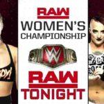 リバイバル対DIY!アレイスター・ブラックがRAWデビュー!RAW女子王座戦!【WWE・RAW・2019.2.18・PART2】