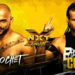 リコシェ対アダム・コール!紫雷イオ「私が次のNXT女子王者になる」【WWE・NXT・2019年2月】