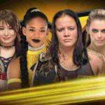 紫雷イオがNXT女子王者にムーンサルトで勝利!マット・リドル対ドリュー・グラック!【WWE・NXT・2019年2月】