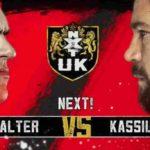 ウォルター対カシアス・オーノ!NXT UKタッグ王座戦!【WWE・NXT UK・2019年2月】
