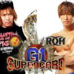 2019.4.6・G1スーパーカードの全対戦カードが決定!【新日本プロレス・2019年4月】