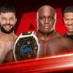 ビート・ザ・クロック・チャレンジ!ベイラーがIC王座挑戦権獲得!【WWE・RAW・2019.3.25・PART1】