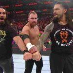 シールドが再結成!リコシェ&ブラックがRAWタッグ王座挑戦!ベッキーの謹慎解除!【WWE・RAW・2019.3.4・PART2】