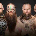 WWE・2019.4.5・NXTテイクオーバー:ニューヨーク・試合結果・PART1【タッグ王座戦~UK王座戦】
