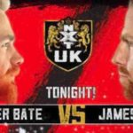 タイラー・ベイトがスパイラルタップ!カシアス・オーノ快勝!【WWE・NXT UK・2019年3月】