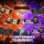 クルーザー級王座挑戦者決定トーナメント・準決勝戦!【WWE・205 Live・2019年3月】