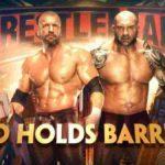 WWE・2019.4.7・レッスルマニア35・試合結果・PART3【US王座戦~ノー・ホールズ・バード・マッチ】
