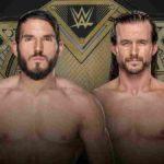 WWE・2019.4.5・NXTテイクオーバー:ニューヨークの対戦カード
