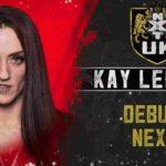 ケイ・リー・レイがNXT UKデビュー!ピート・ダン&ウォルター対コフィブラザーズ!【WWE・NXT UK・2019年3月】