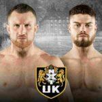エニウェアフォールマッチ、ジョーダン・デブリン対トラビス・バンクス!【WWE・NXT UK・2019年3月】