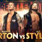 WWE・2019.4.7・レッスルマニア35・試合結果・PART2【AJ対オートン~WWE王座戦】