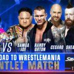 コフィ・キングストンがガントレットマッチ5人抜き!WWE王座挑戦権獲得のはずが…【WWE・スマックダウンライブ・2019.3.19・PART2】
