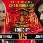 トニー・ストームがNXT UK女子王座防衛!パイパー・ニーブンがNXT UKデビュー!【WWE・NXT UK・2019年4月】
