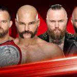 """RAWタッグ王座戦!ロンダ、シャーロット、ベッキーが手錠をかけられて連行!""""デーモン""""ベイラー登場!【WWE・RAW・2019.4.1・PART2】"""