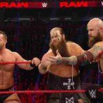 ウォーレイダーズ、ミズ、アンドラーデ、ミステリオ、サリバン、ウーソズ、アレキサンダーがRAW移籍!【WWE・RAW・2019.4.15・PART1】
