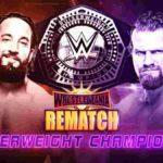 クルーザー級王座戦、トニー・ニース対バディー・マーフィー!【WWE・205 LIVE・2019年4月】