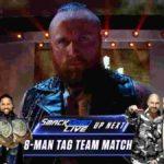 WM35でSDタッグ王座戦・4WAYマッチが決定!オートンがAJにRKO!【WWE・スマックダウンライブ・2019.4.2・PART1】