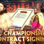 WM35前最後の放送!WWE王座戦・調印式!18人ミックスドタッグマッチ!【WWE・スマックダウンライブ・2019.4.2・PART2】