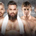 ムスタシュマウンテン対アンドリュース&ウェブスター!ザイア・リー対ケイ・リー・レイ!【WWE・NXT UK・2019年4月】