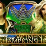 WWE・2019.5.19・マネーインザバンク2019・試合結果・PART1【キックオフショー~SD女子王座戦】