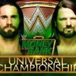 WWE・2019.5.19・マネーインザバンク2019・試合結果・PART2【レインズ対イライアス~MITBラダーマッチ】