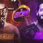 205 LIVE対NXT UK!トニー・ニース対リゲロ!【WWE・205 LIVE・2019年5月】