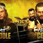 マット・リドル対アダム・コール、UEが再び仲間割れ!紫雷イオがベイズラーを襲撃!【WWE・NXT・2019年5月】