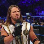 AJとゼインがSDに帰還&WWE王座挑戦表明!ブライアン&ローワンがSDタッグ王座獲得!【WWE・スマックダウンライブ・2019.5.7・PART1】
