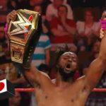 2夜連続でWWE王座戦が実現!12分で知る今週のWWE!【WWE・2019年5月・1週目】