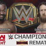 WWE王座戦、コフィ・キングストン対ダニエル・ブライアン!【WWE・RAW・2019.5.6・PART2】