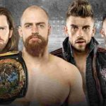 NXT UKタッグ王座戦!次期UK王座挑戦者決定戦・予選スタート!【WWE・NXT UK・2019年5月】