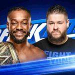 コフィ・キングストン対ケビン・オーエンズ!ヘビーマシナリーがSDタッグ王座挑戦表明!【WWE・スマックダウンライブ・2019.5.28・PART1】