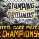 WWE・2019.6.23・ストンピンググラウンズ2019・試合結果・PART2【SD女子王座戦~ユニバーサル王座戦】