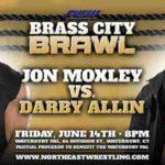 ジョン・モクスリーが米国インディ参戦、AEW対決を制す!【AEW・2019年6月】