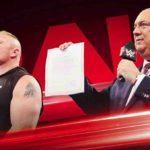 ブロック・レスナーが再びキャッシュインを拒否、ロリンズを暴行!アンダーテイカー登場!【WWE・RAW・2019.6.3・PART2】