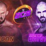 アリーヤ・デバリ対オニー・ローカン!ルチャハウスパーティー対シン・ブラザーズ!【WWE・205 LIVE・2019年6月】