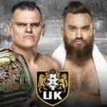 ウォルター対トレント・セブン!ケニー・ウィリアムス対ノアム・ダー!【WWE・NXT UK・2019年7月】